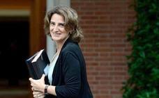 La ministra Teresa Ribera explicará su transición ecológica en las cuencas mineras leonesas