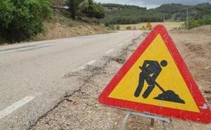 La Diputación destina seis millones de euros a la mejora de 31 kilómetros de la red provincial de carreteras