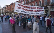 Más de la mitad de las pensiones de la comunidad no alcanza los 736 euros