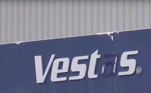 Vestas cuantifica en 38 millones de euros el coste del cierre de la planta de Villadangos