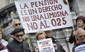 Un 27% de los leoneses son pensionistas y más de la mitad de no alcanza los 736 euros