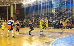 El IRiego Basket León rompe su mala racha a costa del Narón
