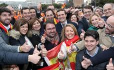 Mañueco denuncia que la actuación «cómplice» de Tudanca con Sánchez le inhabilita para representar a Castilla y León