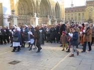 Procesión de las Antorchas en León