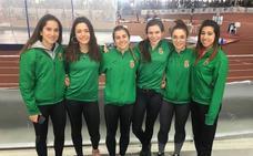 Seis leonesas del Ule Sprint Atletismo logran buenos resultados en el Campeonato de España Sub-23 en Pista Cubierta