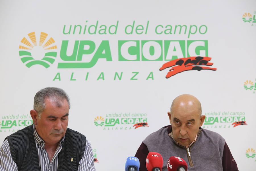 La Alianza UPA-Coag informa de un acuerdo alcanzado con la Junta