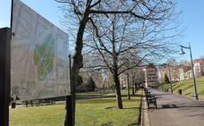 León señaliza las 'rutas saludables' en doce parques, la 'receta' en diversos tratamientos