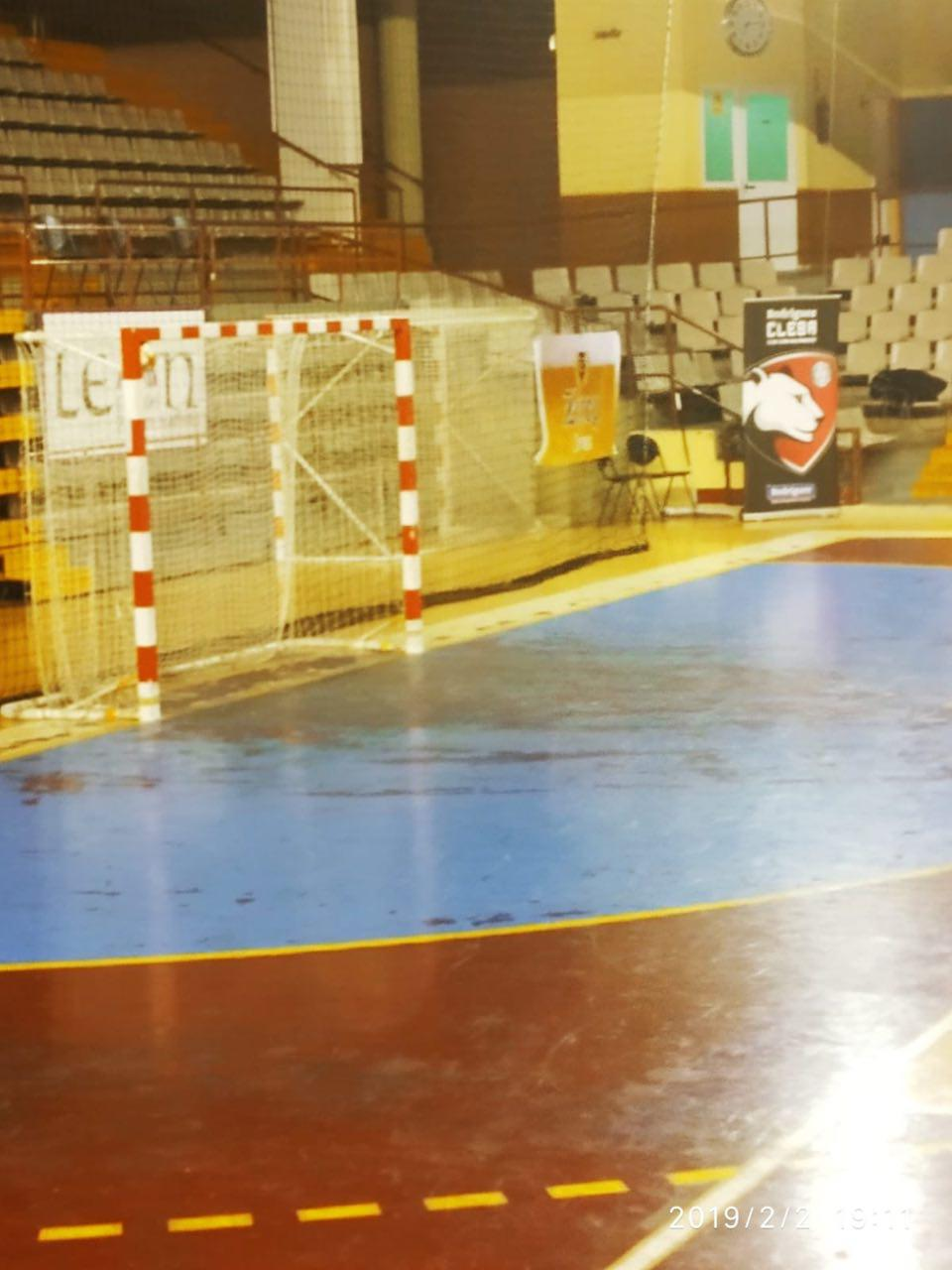 Deterioro de las instalaciones deportivas de León capital