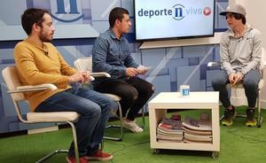 Roberto Aláiz, en deporte(n)vivo