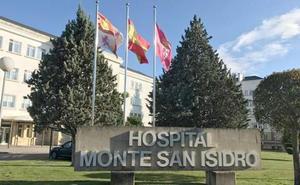 Sacyl reabre la unidad de tuberculosis del Monte San Isidro y amplía el equipo médico de Navatejera