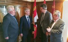 Diputación y Cámara de Astorga apuestan por proyectos que supongan empleo y fijar población