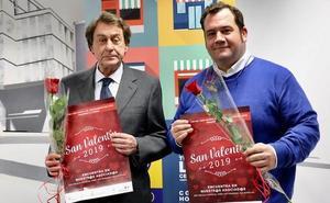 El Ayuntamiento de León y León Gótico buscan impulsar San Valentín
