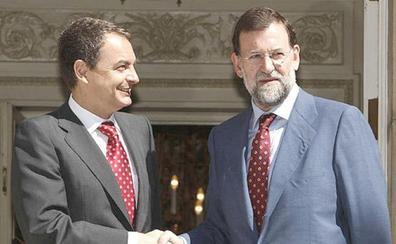 Rajoy y Zapatero se citan en León de la mano de la ULE