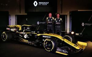 Renault insinúa más de lo que muestra en el RS19 con el que quieren volver al podio