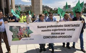 Suspensión parcial del concurso abierto y permanente de funcionarios en las plazas que afectan a 500 vacantes de sanitarios