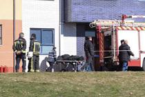 Una explosión de gas en Burgos se salda con un fallecido