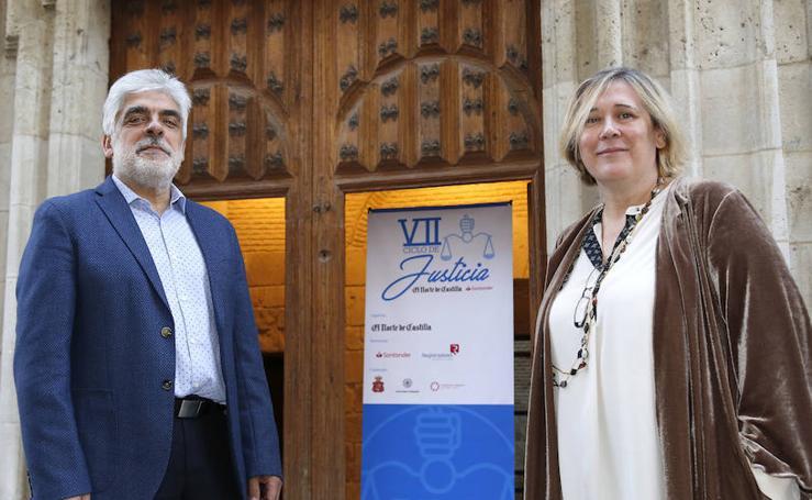 Ciclo de justicia en la Casa Junco de Palencia