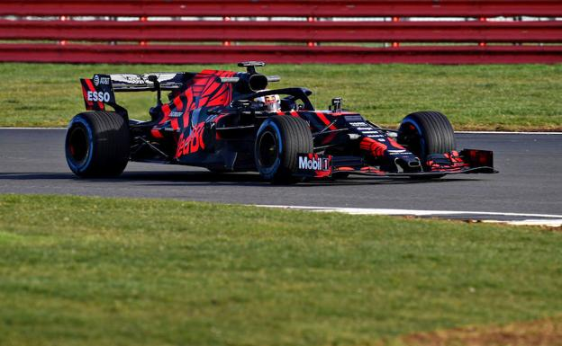 El nuevo Red Bull RB15./ Red Bull Content Pool