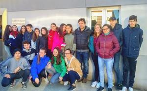 Arranca el programa 'Empresa Familiar en las aulas' con la visita a las instalaciones de Tecoi