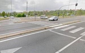 La solución al cruce del Parque Tecnológico y la carretera de Alfageme estará a finales de año