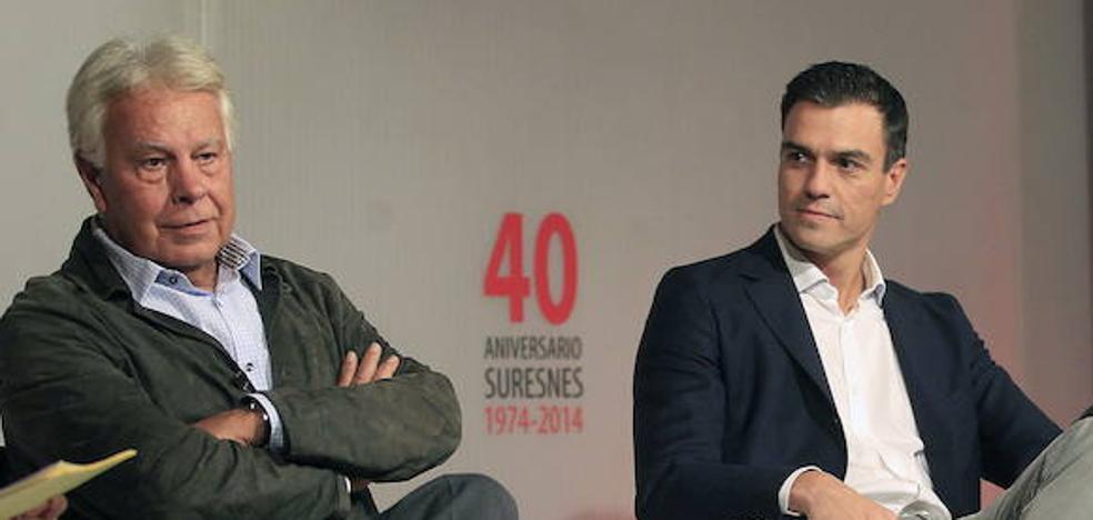 El PSOE repite la historia: los catalanes ya tumbaron sus presupuestos en 1995