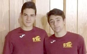 Dos nadadores del Club Swimtech León, convocados para el Campeonato de España de Natación