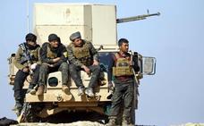 Los últimos extranjeros del Estado Islámico combaten a muerte en Siria