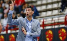 Pepe Vázquez cumple 50 partidos en la Liga Dia: «Es un reto que me apasiona»