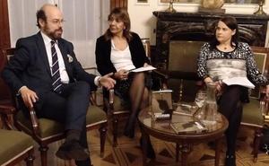 La Casa de León en Madrid presenta el poemario en prosa 'Un diario enterrado'