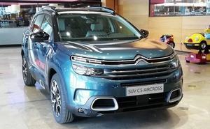Tecnología, confort y personalidad en el nuevo Citroën C5 Aircross