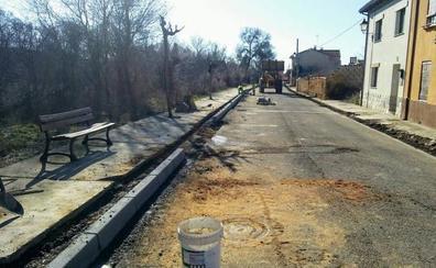 Valverde renovará las calles en peor estado de Fresno y Oncina