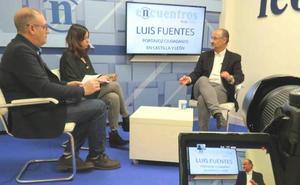 Luis Fuentes: «La situación de Castilla y León es el resultado del fracaso de la vieja política»