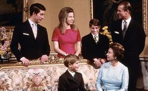 La atribulada familia real inglesa: enésimo capítulo