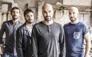 El grupo de rock Pasajero presenta su nuevo trabajo, 'Antídotos fugaces' en León
