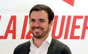 Alberto Garzón aleja la posibilidad de que IU y Podemos acudan en confluencia a las autonómicas