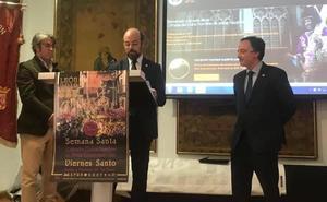 El Dulce Nombre se 'presenta' en la Casa de León en Madrid