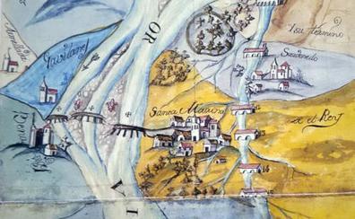 León recupera el camino del monje alemán Künig a Santiago en 1495