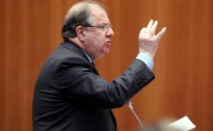 Herrera responderá en pleno a las acusaciones sobre la utilización de las instituciones, su política fiscal y la despoblación