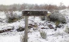 La Aemet activa la alerta amarilla por nevada de hasta cinco centímetros en la montaña leonesa