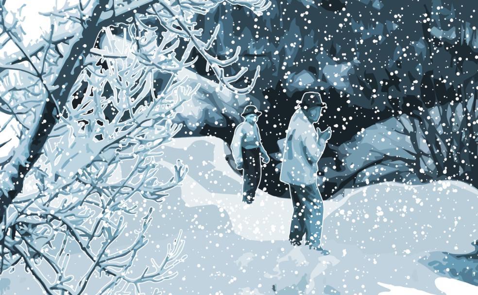 El milagro que se fraguó bajo tres metros de nieve