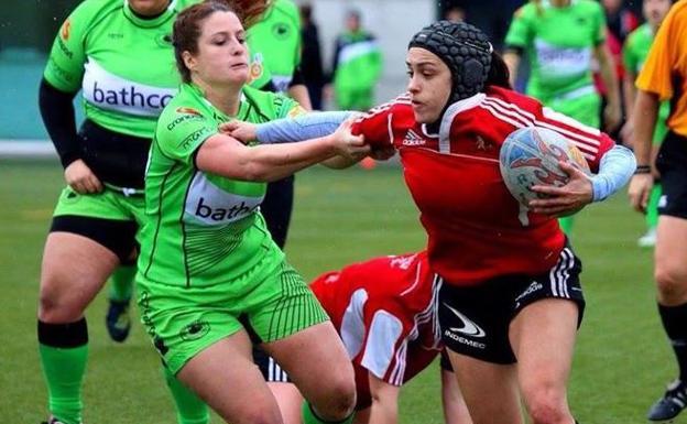 El Rugby Albéitar cae en el último suspiro