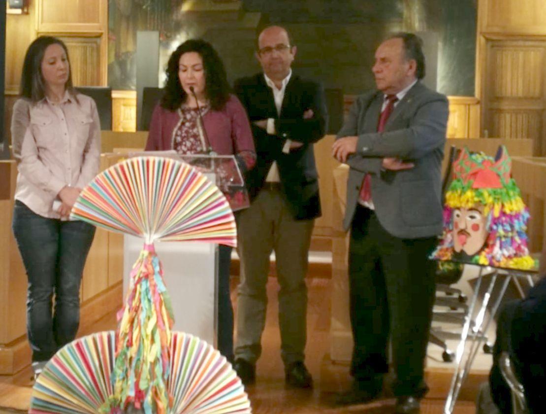 Los antruejos a la 'conquista' de España