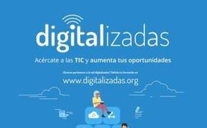 San Andrés acoge el proyecto digitalizadas con tres talleres de informática e internet para mujeres del municipio