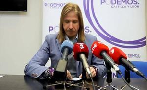 Pablo Fernández ve «muy difícil» un candidatura conjunta con IU para concurrir a las autonómicas