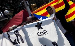 Los CDR convocan movilizaciones contra la visita del Rey a Barcelona este domingo