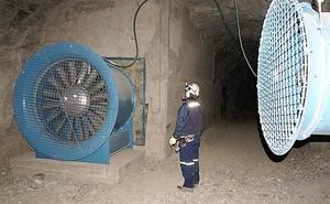 La ULE programa un curso sobre ventilación en espacios confinados, minería y túneles