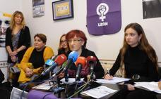 El feminismo leonés llama a la huelga «total» para el 8-M y reclama la participación de los hombres