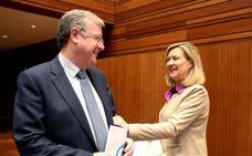 Del Olmo critica que Castilla y León no ha sido invitada a la presentación del Plan de Transición Energética del Gobierno