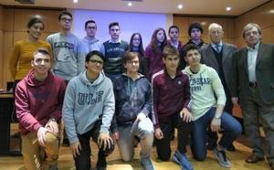 Un estudiante de León se clasifica para la fase nacional de la Olimpiada Matemática