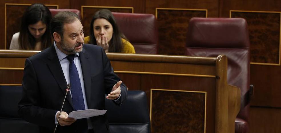 El Ministerio de Fomento invertirá 2.820 millones en el Corredor Atlántico este año